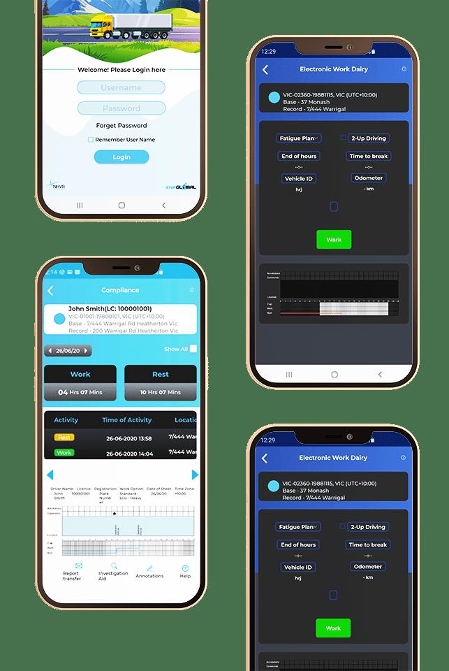 Smart eDriver Device Previews